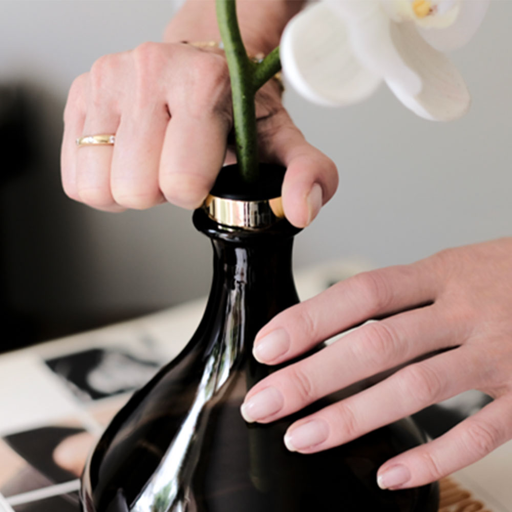 The Orchid refilling